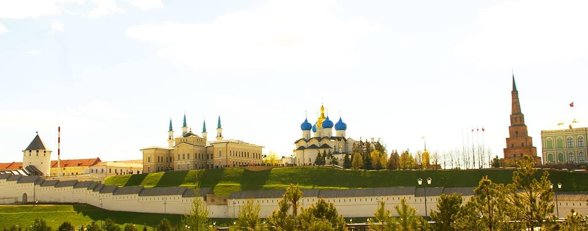 казанский кремль что посмотреть