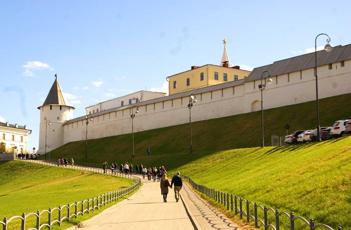 достопримечательности казани казанский кремль - это мини путешествие
