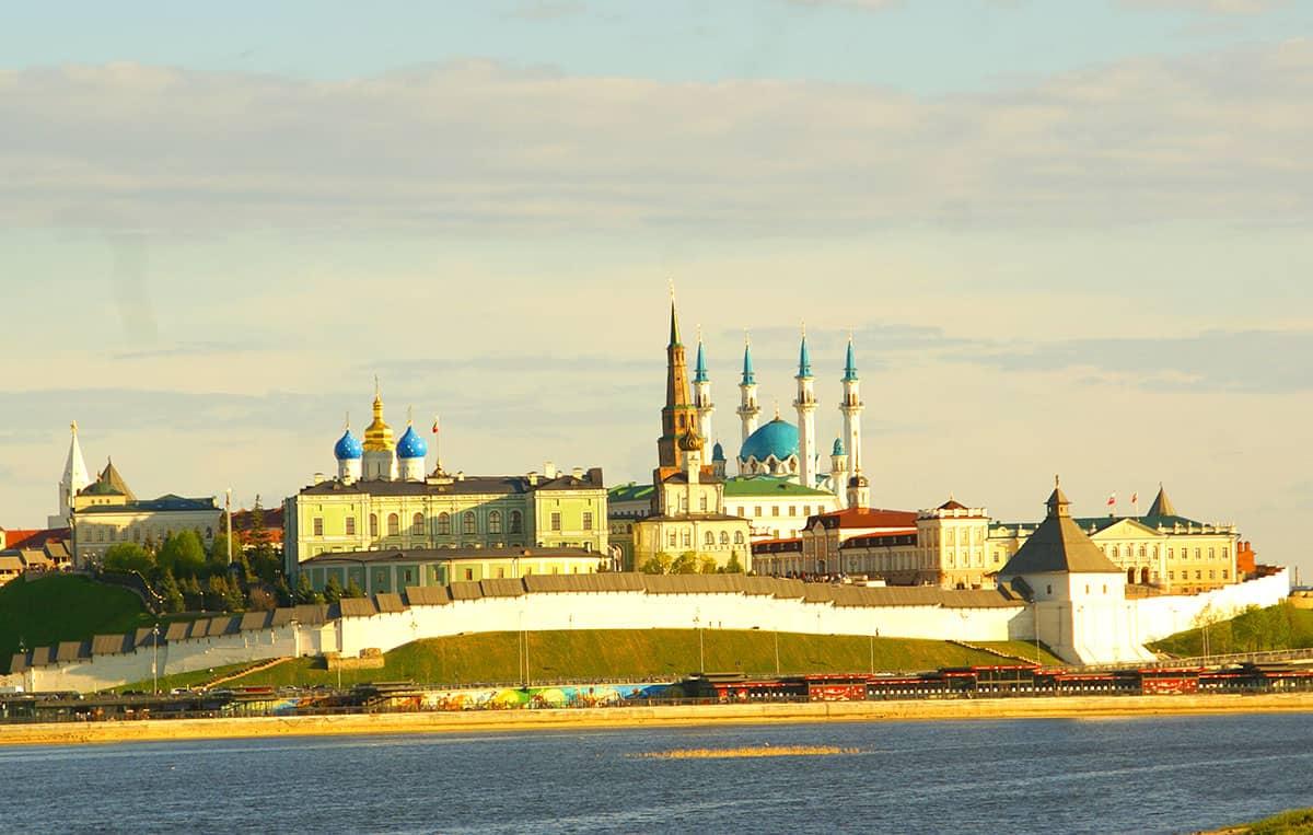 Казанский кремль - главная достопримечательность города
