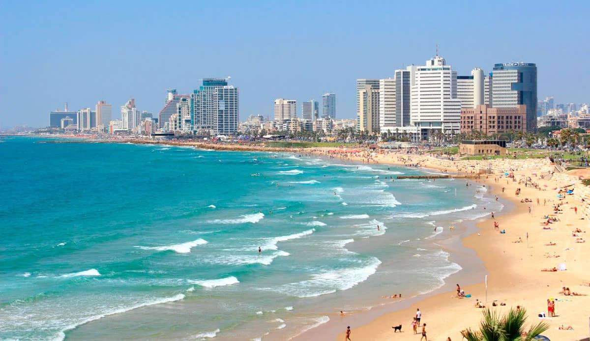 В Израиль виза не нужна