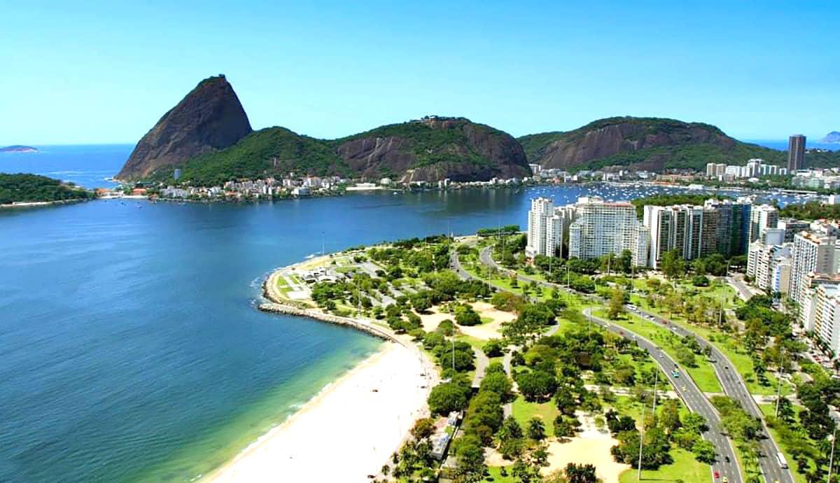 Бразилия - страна, куда не нужна виза