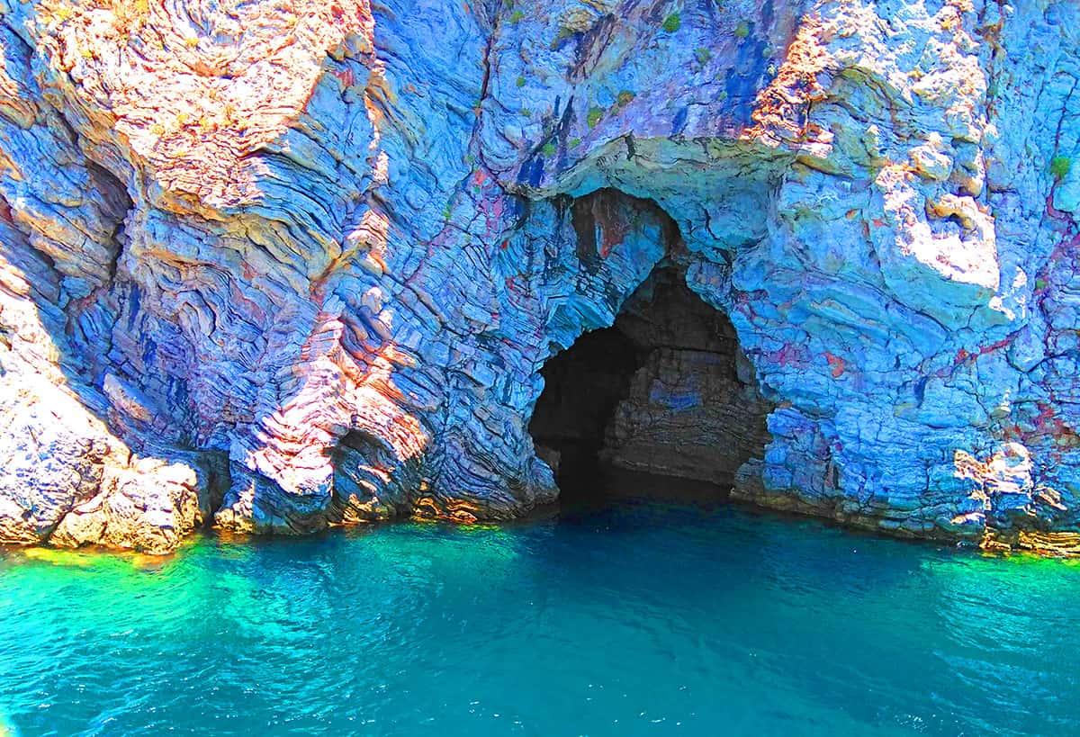 Средиземные и эгейские острова в турции