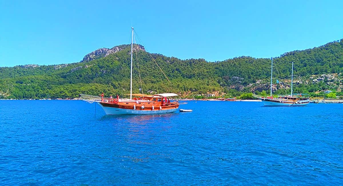 Приключение на средиземные и эгейские острова