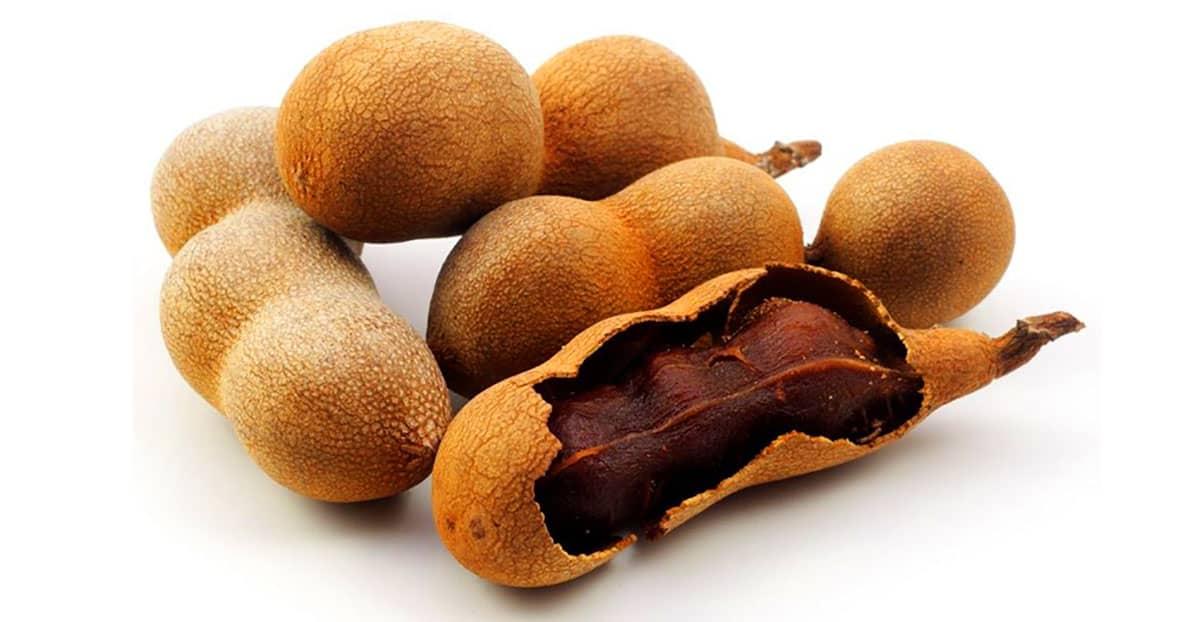 тамаринд фрукт похож на финик