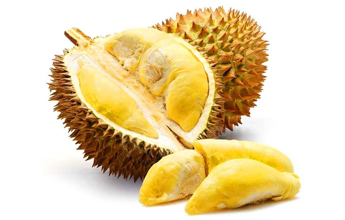 дуриан фрукт считается королем всех фруктов