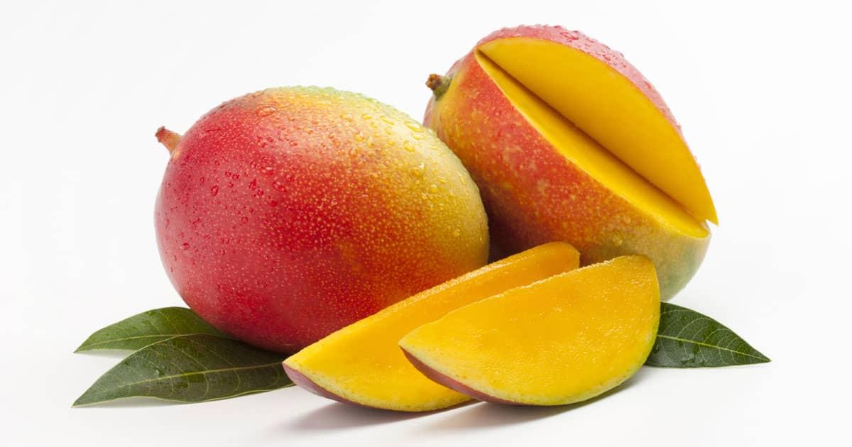 Самый вкусный экзотический фрукт - манго фрукт