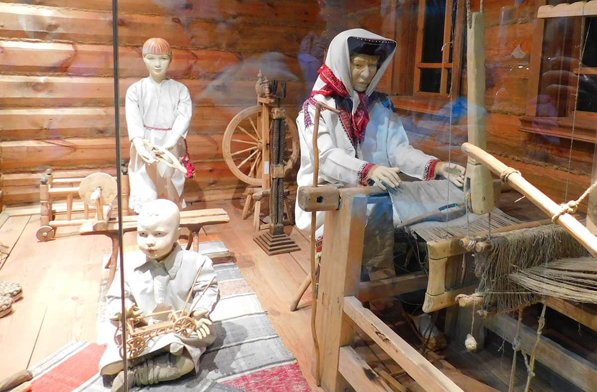 Национальный музей Республики Марий Эл в Йошкар-Оле