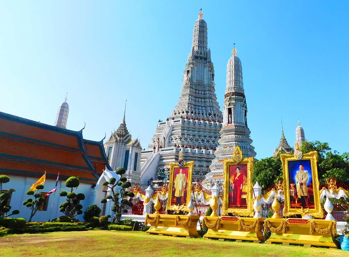 Сказочный Храм Рассвета Ват Арун