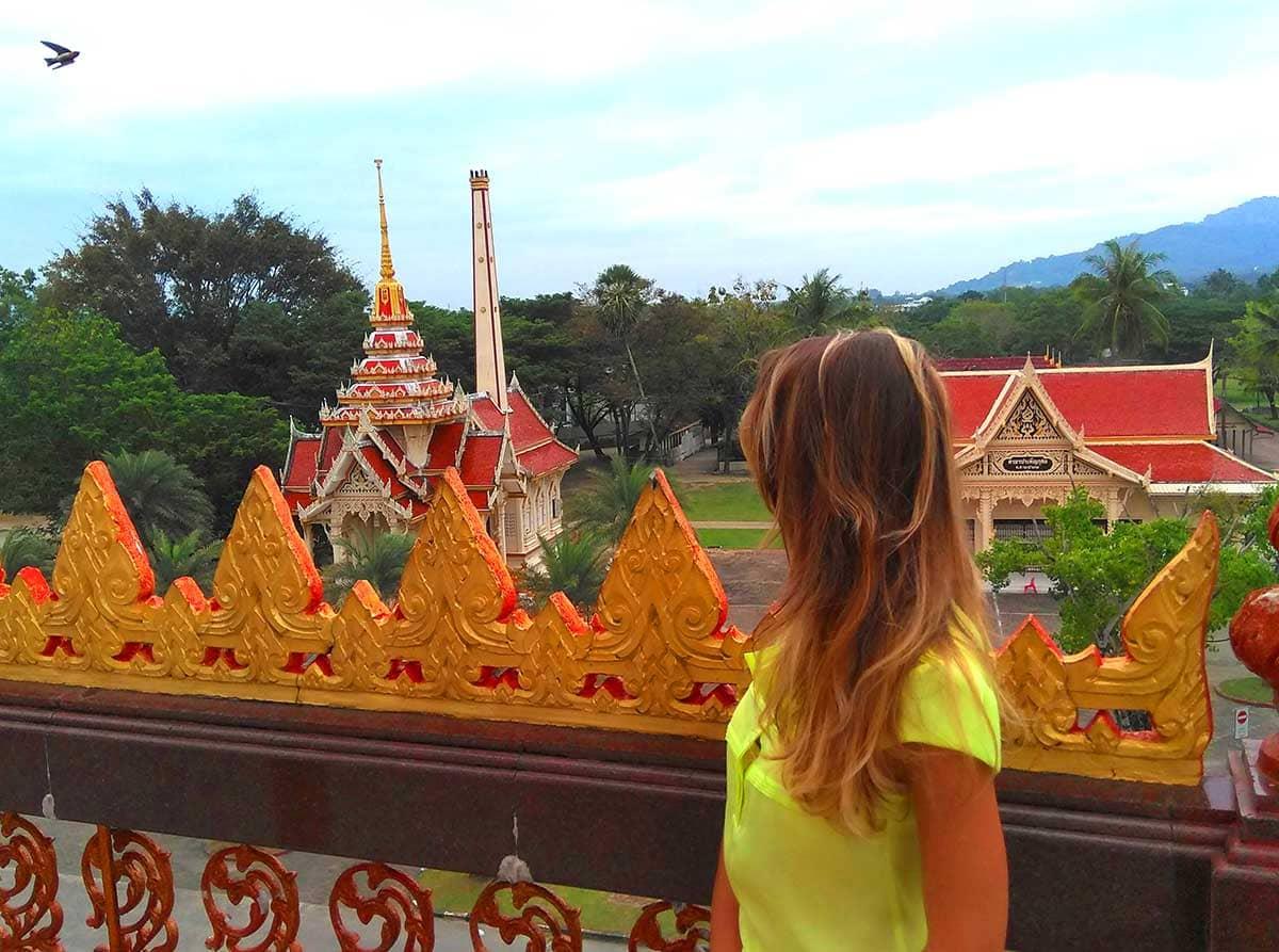 комплекс Ват Чалонг на Пхукете - сказочное место
