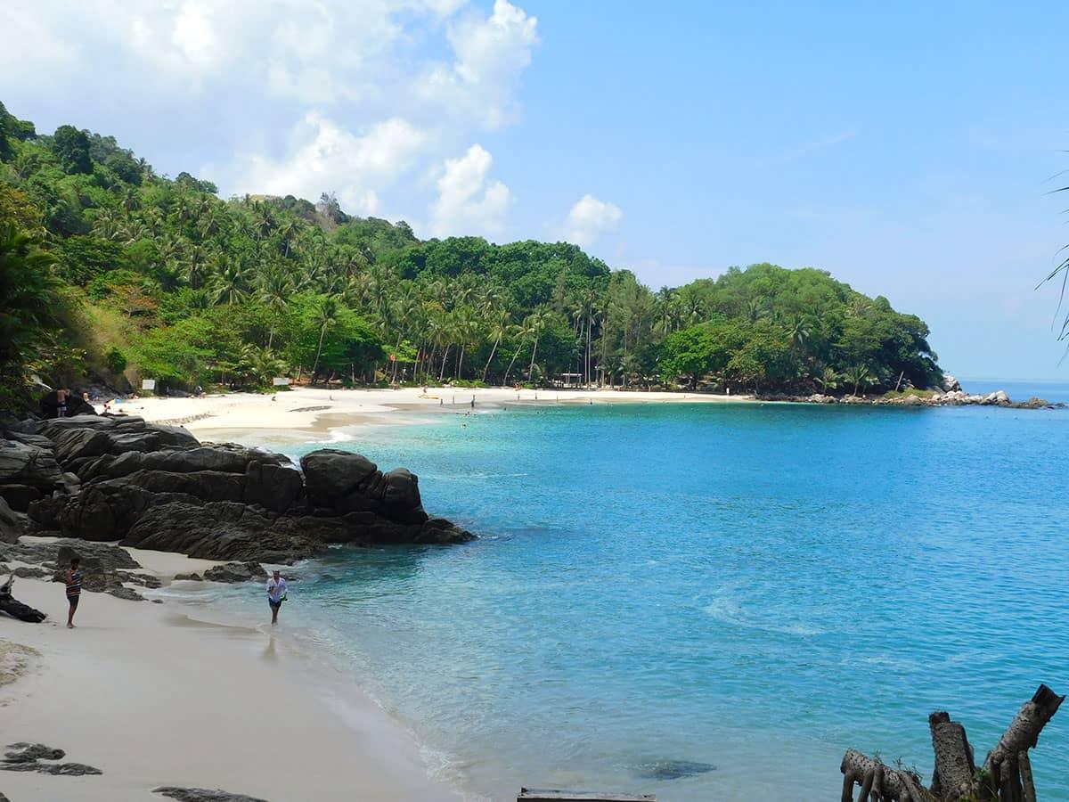 Пляж Фридом на Пхукете - самый лучший пляж