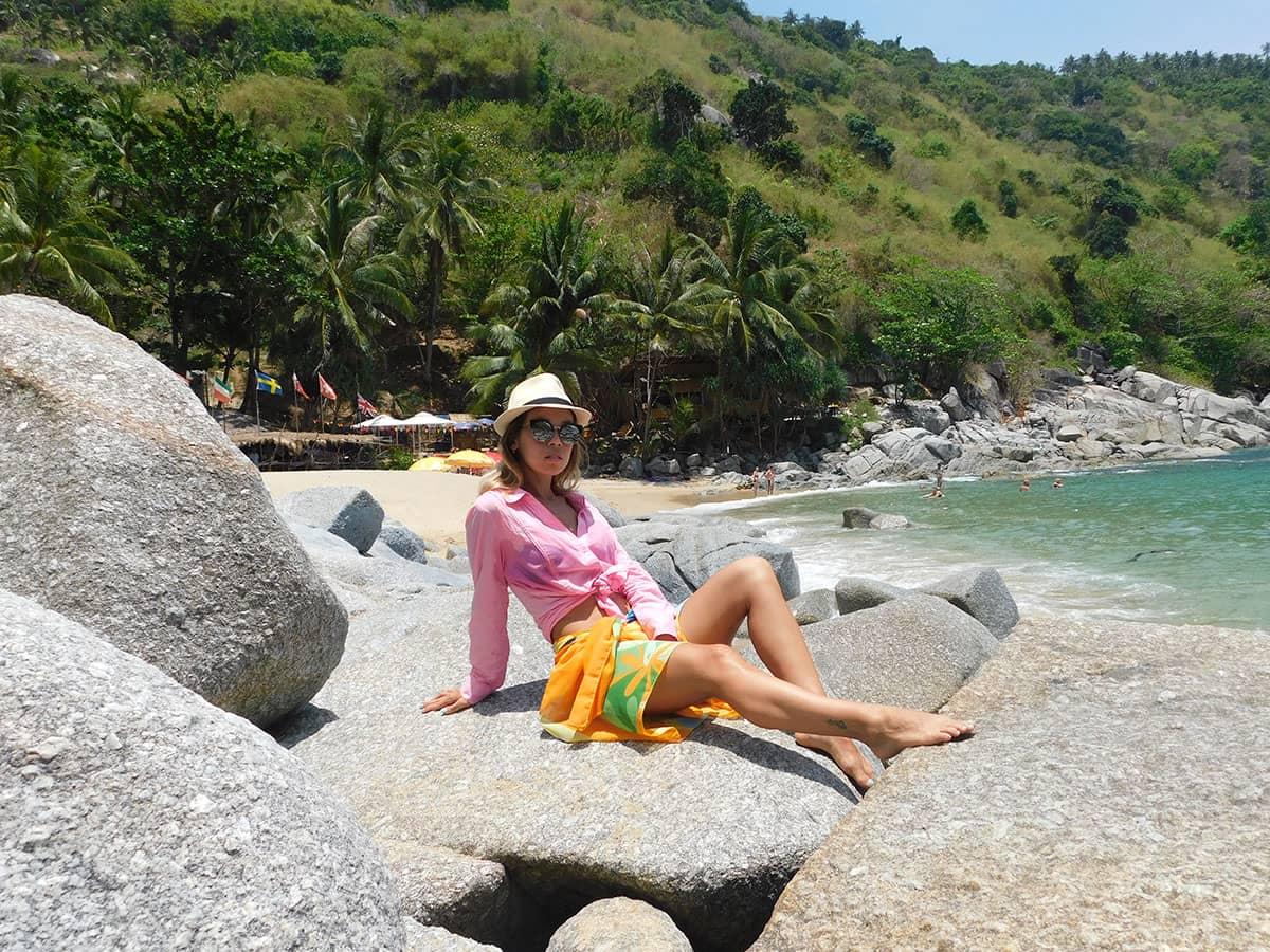Пляж Нуи на острове Пхукет