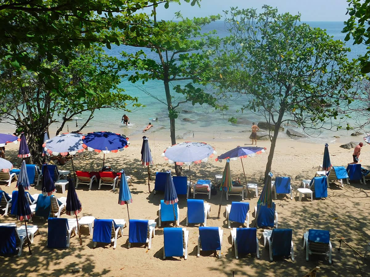 Пляж Ай Сейн на Пхукете
