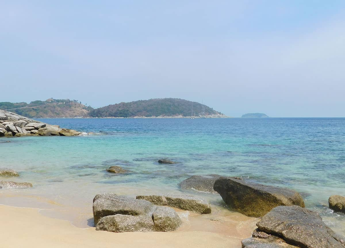 Какой пляж лучше на Пхукете? Пляж Ай Сейн
