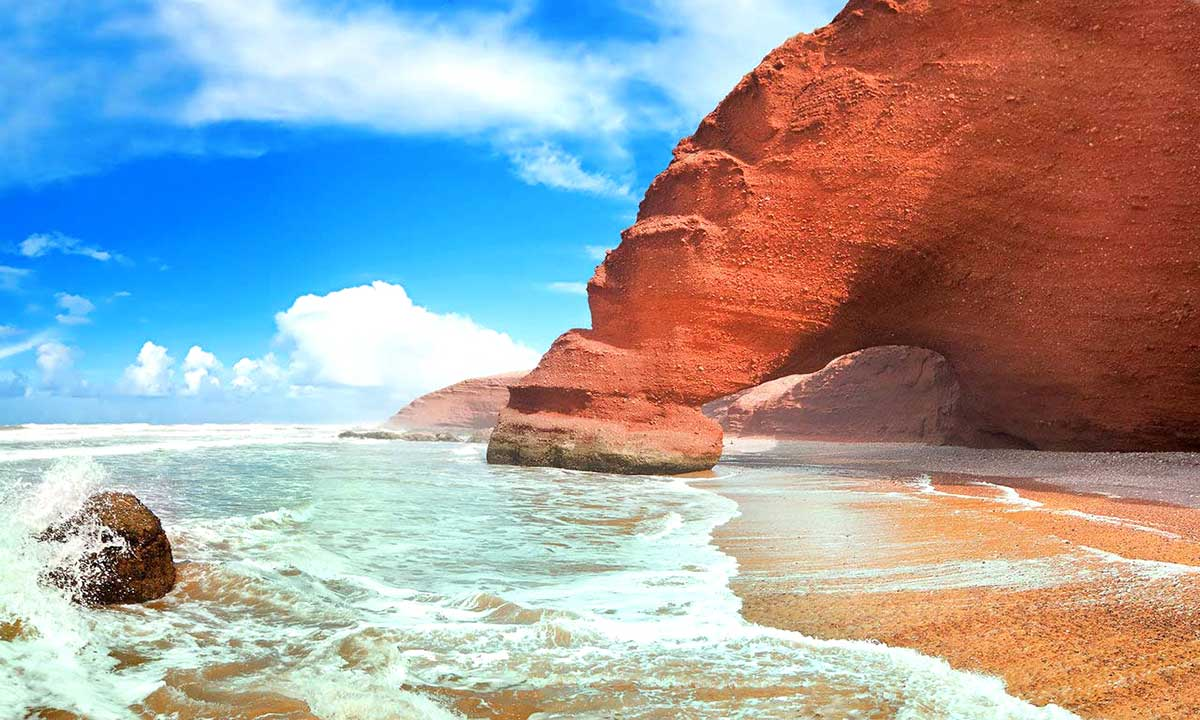 Марокко с нотками арабской и африканской экзотики
