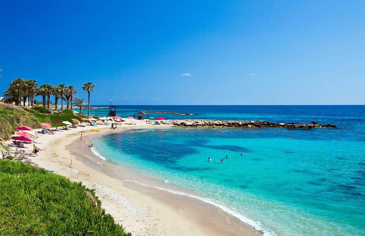 Кипр - красивый остров