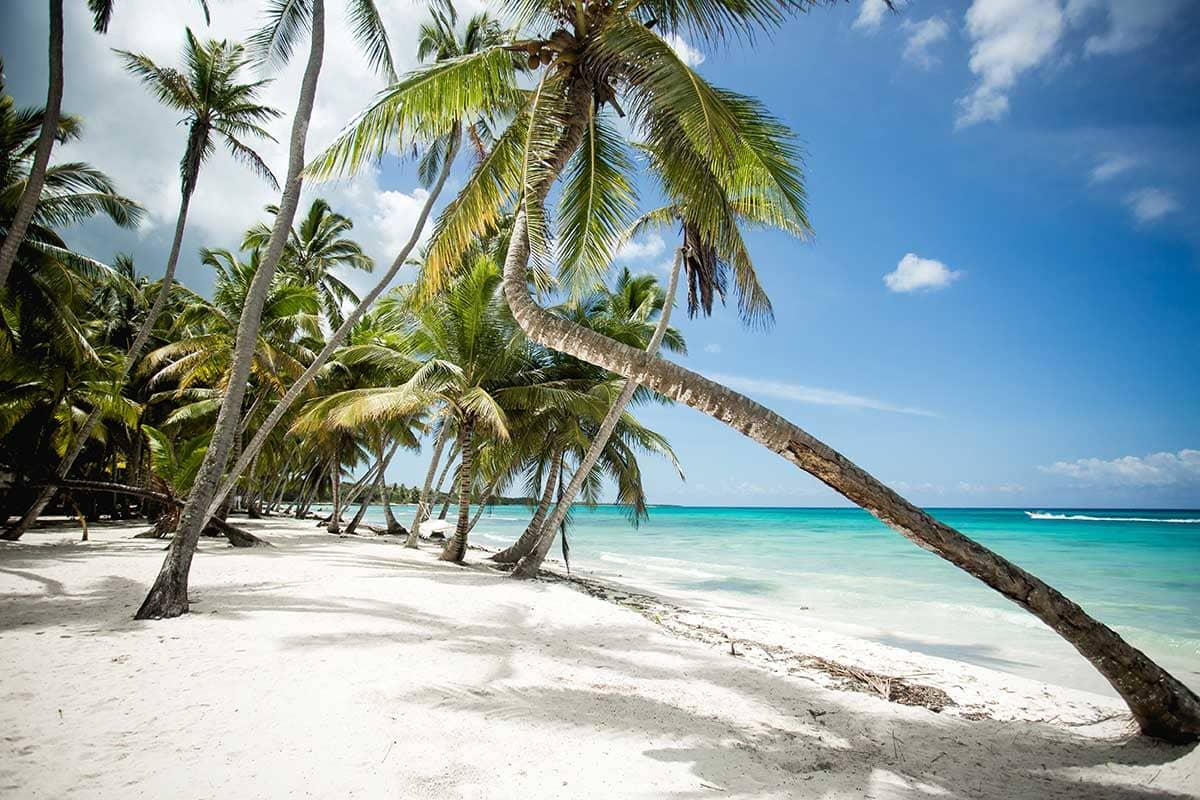 Доминикана находится в списке безвизовых пляжных стран