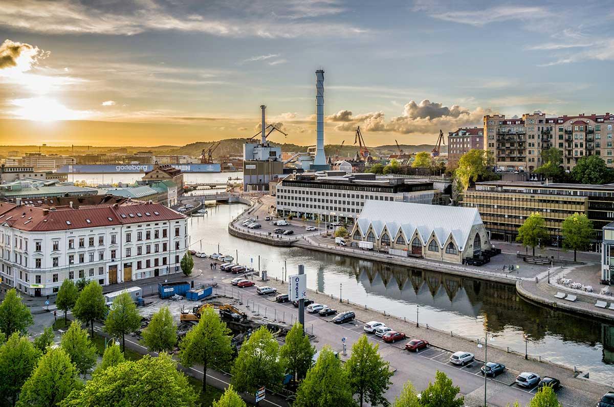 история переезда русской девушки в Швецию