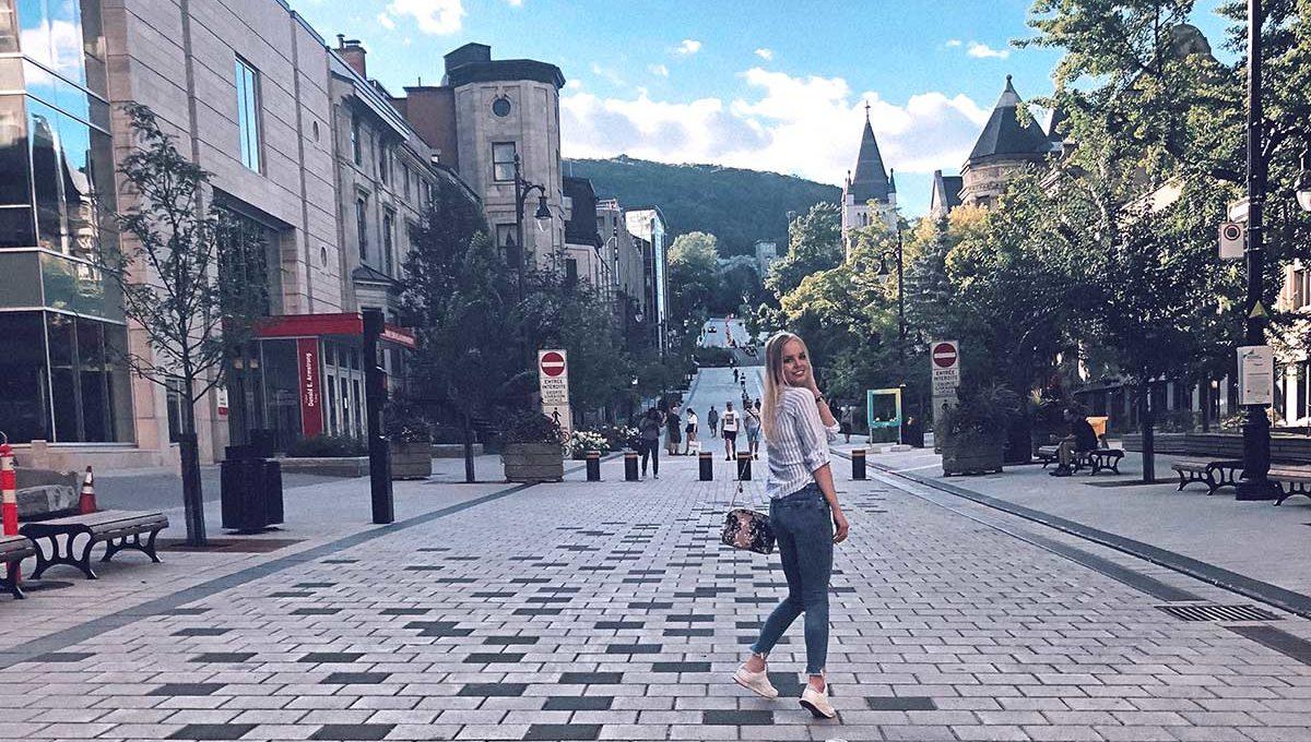 Интервью с русской девушкой: Стоит ли переезжать в Канаду?