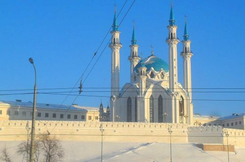 Что посмотреть в Казани зимой