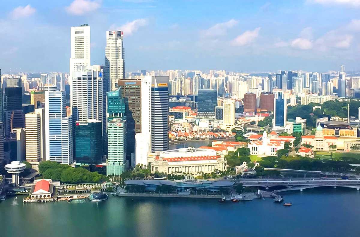 историея переезда в Сингапур русской девушки