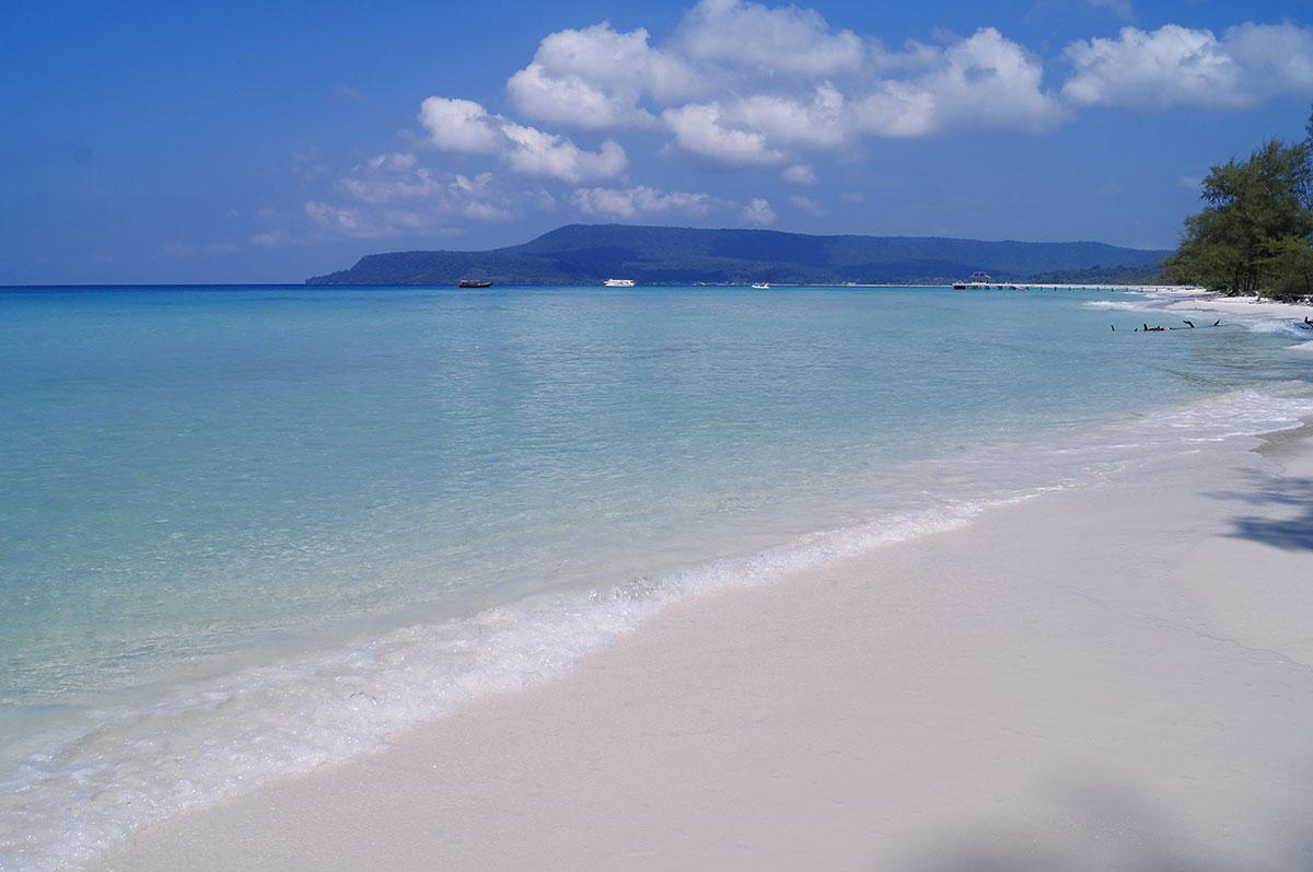 лучшие пляжи в Камбодже
