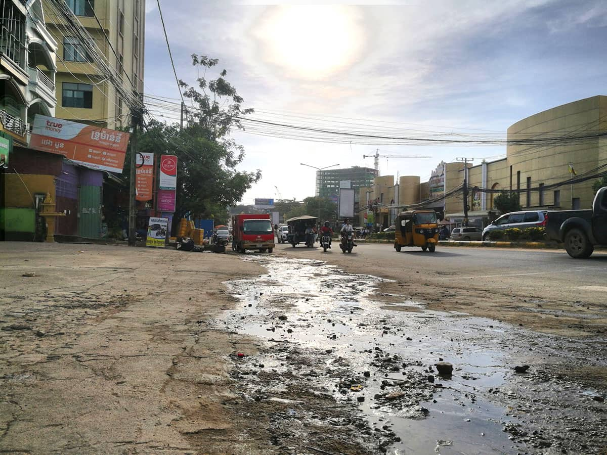 Путешествие в Камбоджу - в страну контрастов