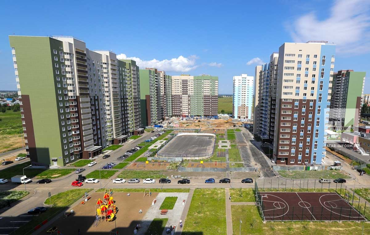 недвижимости в казани разнообразная