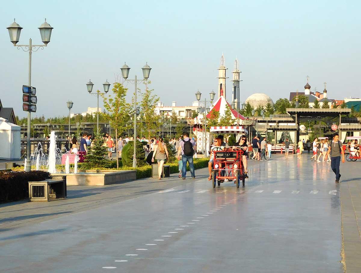 Отдых и развлечения в Казани есть на любой вкус