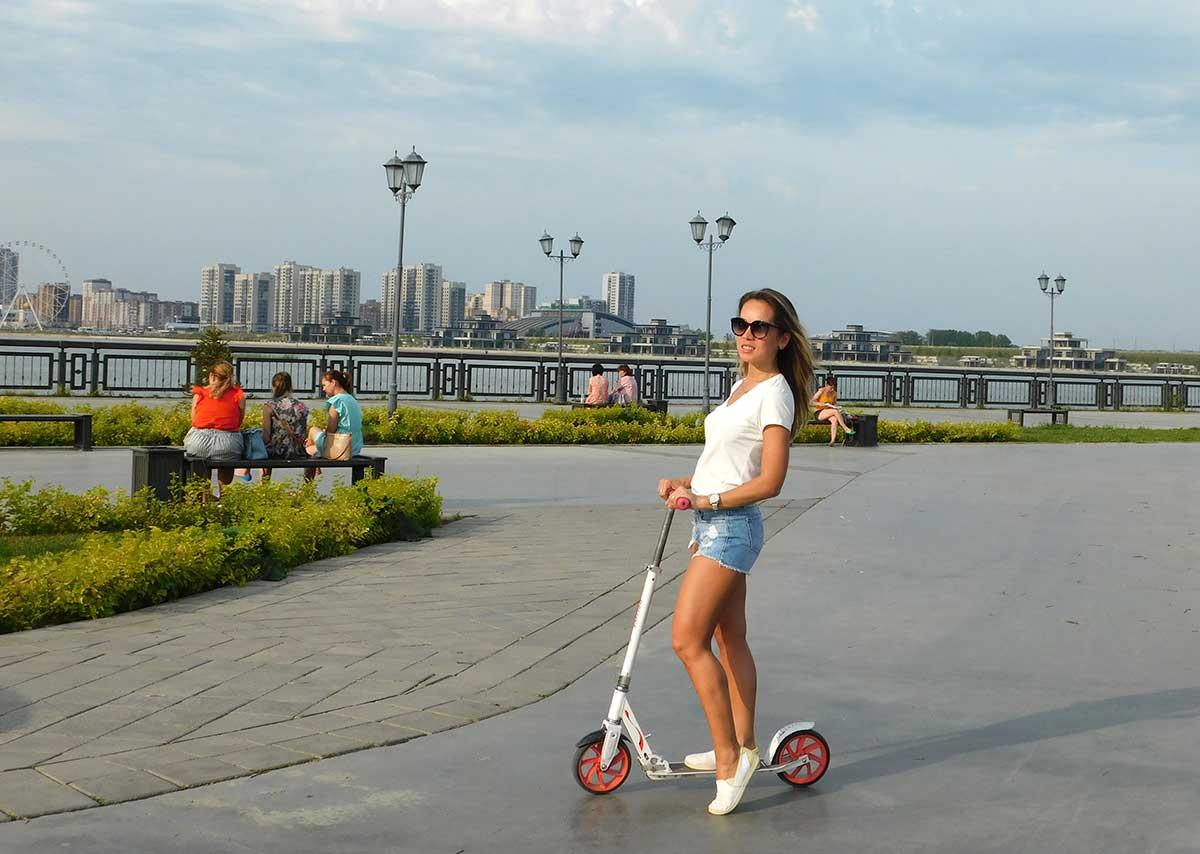 Самая спортивная Казань