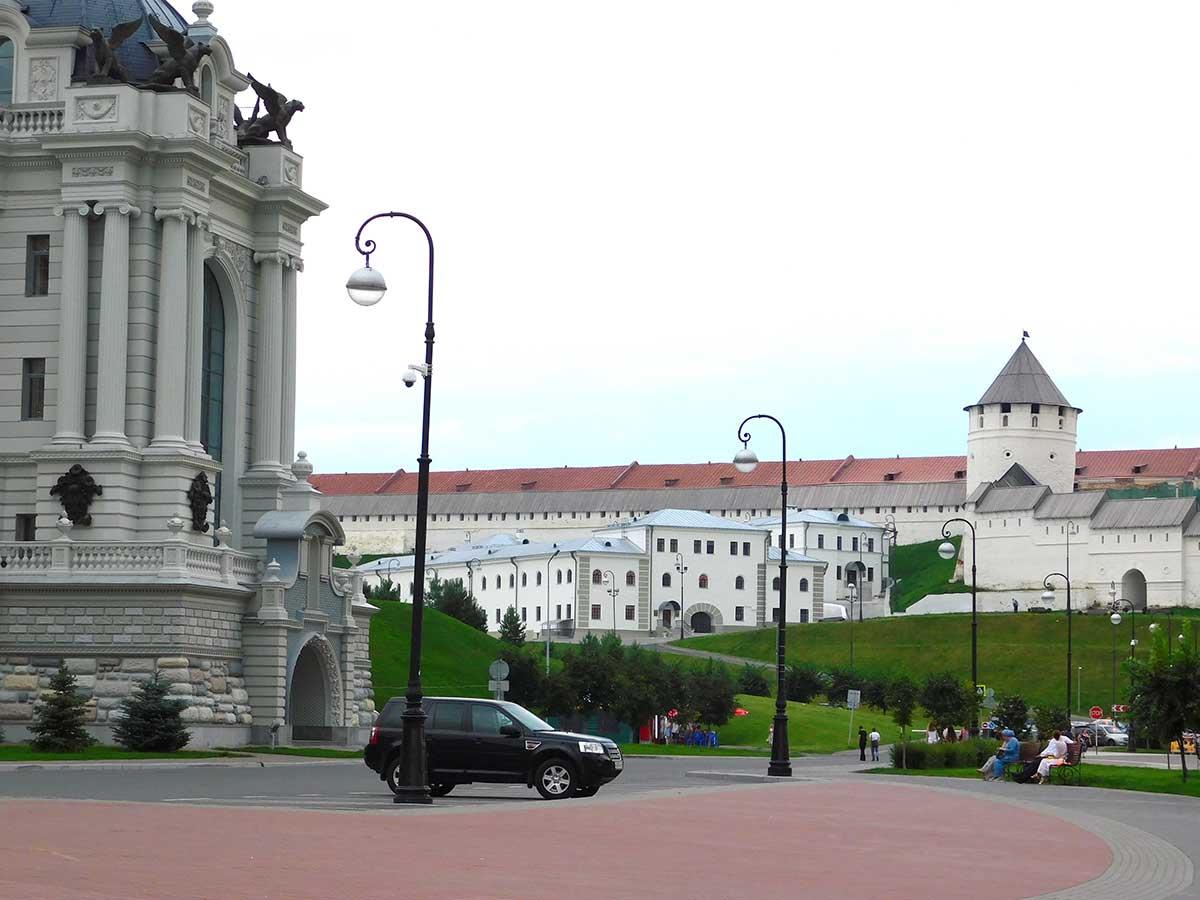 Работа и зарплаты в Казани