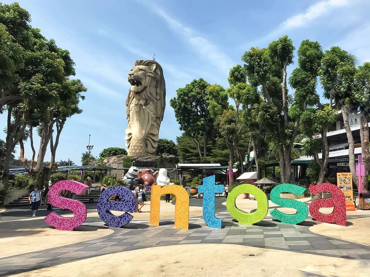 Благоприятное время для путешествия в Сингапур