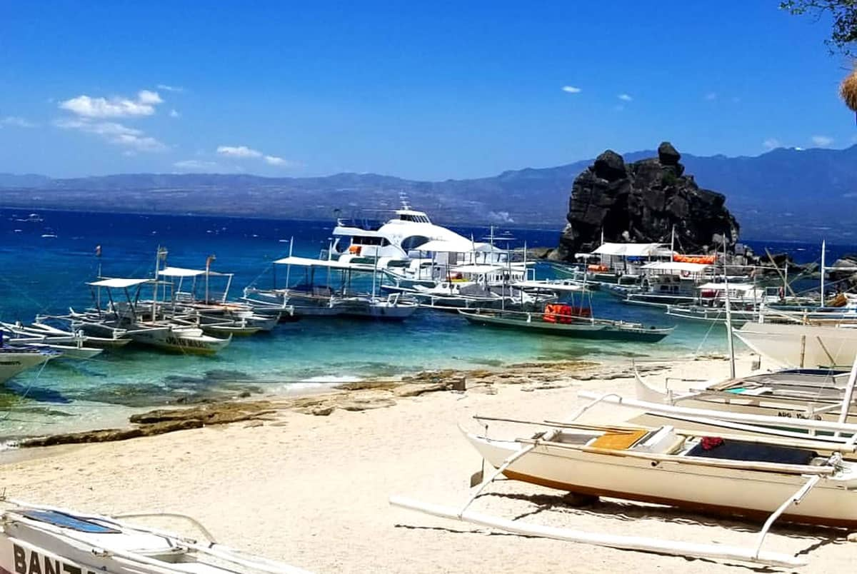Остров Панглао - быстроразвивающийся курорт