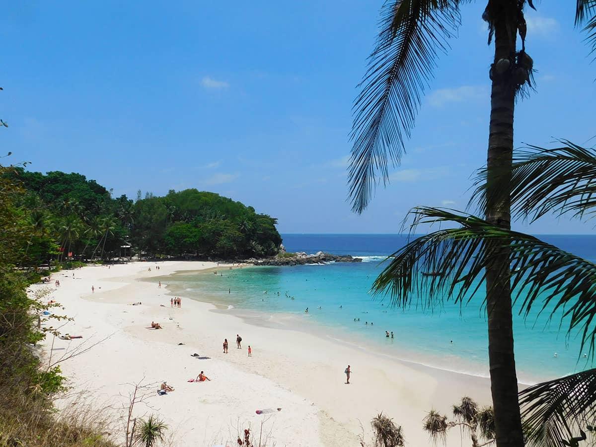 Лучший Пляж Фридом на Пхукете