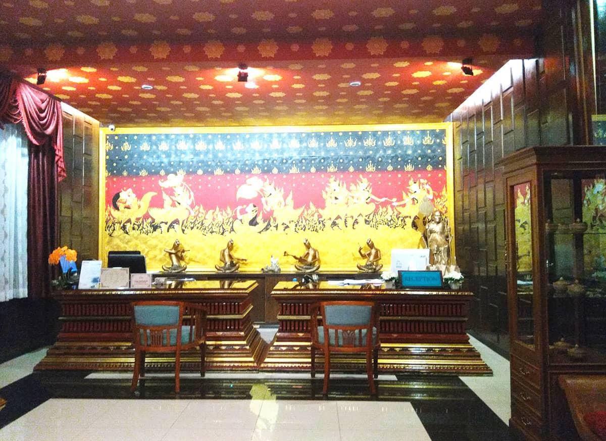 Спокойный отель Baan Kata Maytha 3