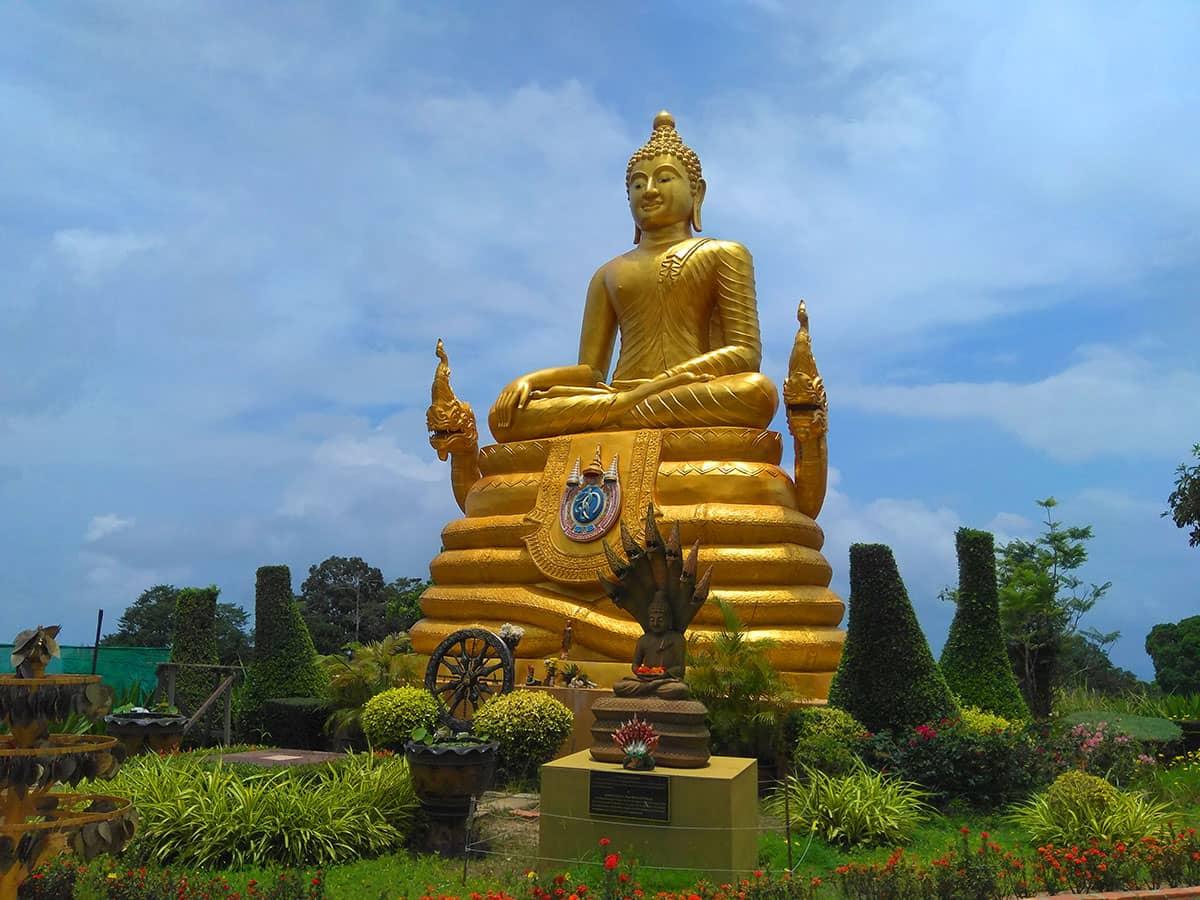 Храм Биг Будда Пхукет