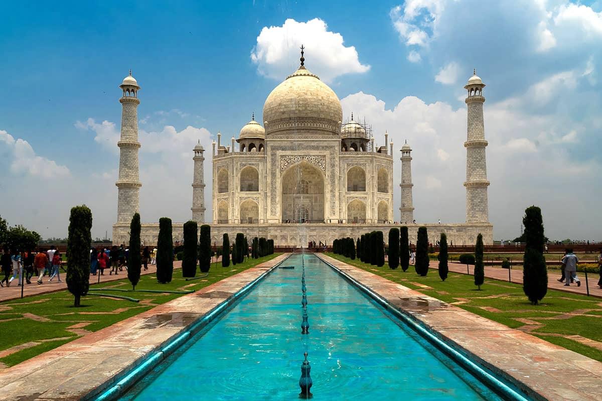 Лучшее время для отпуска в Индии
