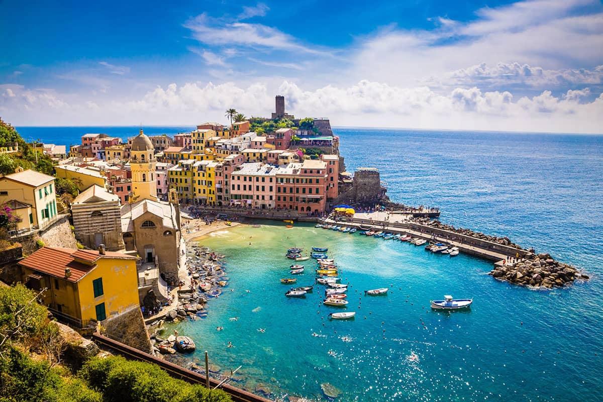 Лучшее время для отпуска в Италии