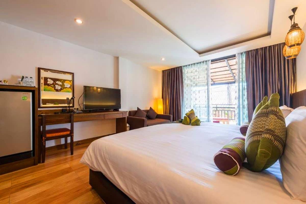 Номера в отеле Baan Kata Maytha 3