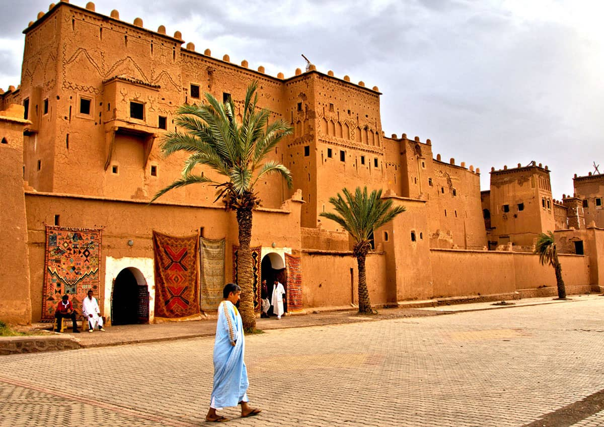 Лучшее время для отпуска в Марокко