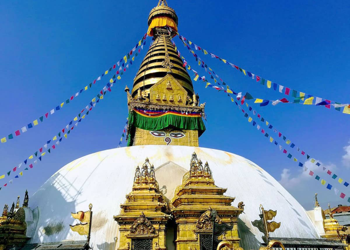 Лучшее время для отпуска в Непале