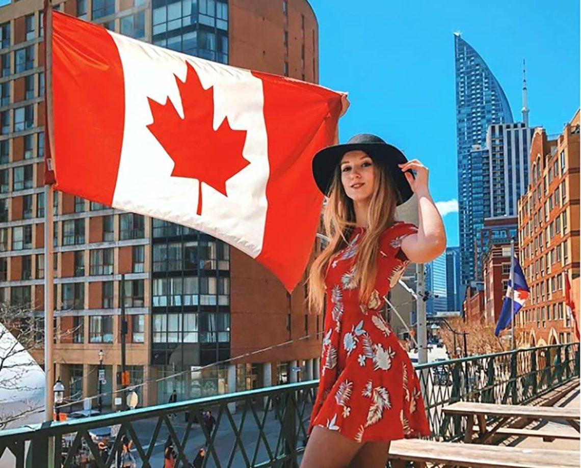 Интервью с блоггером из Канады