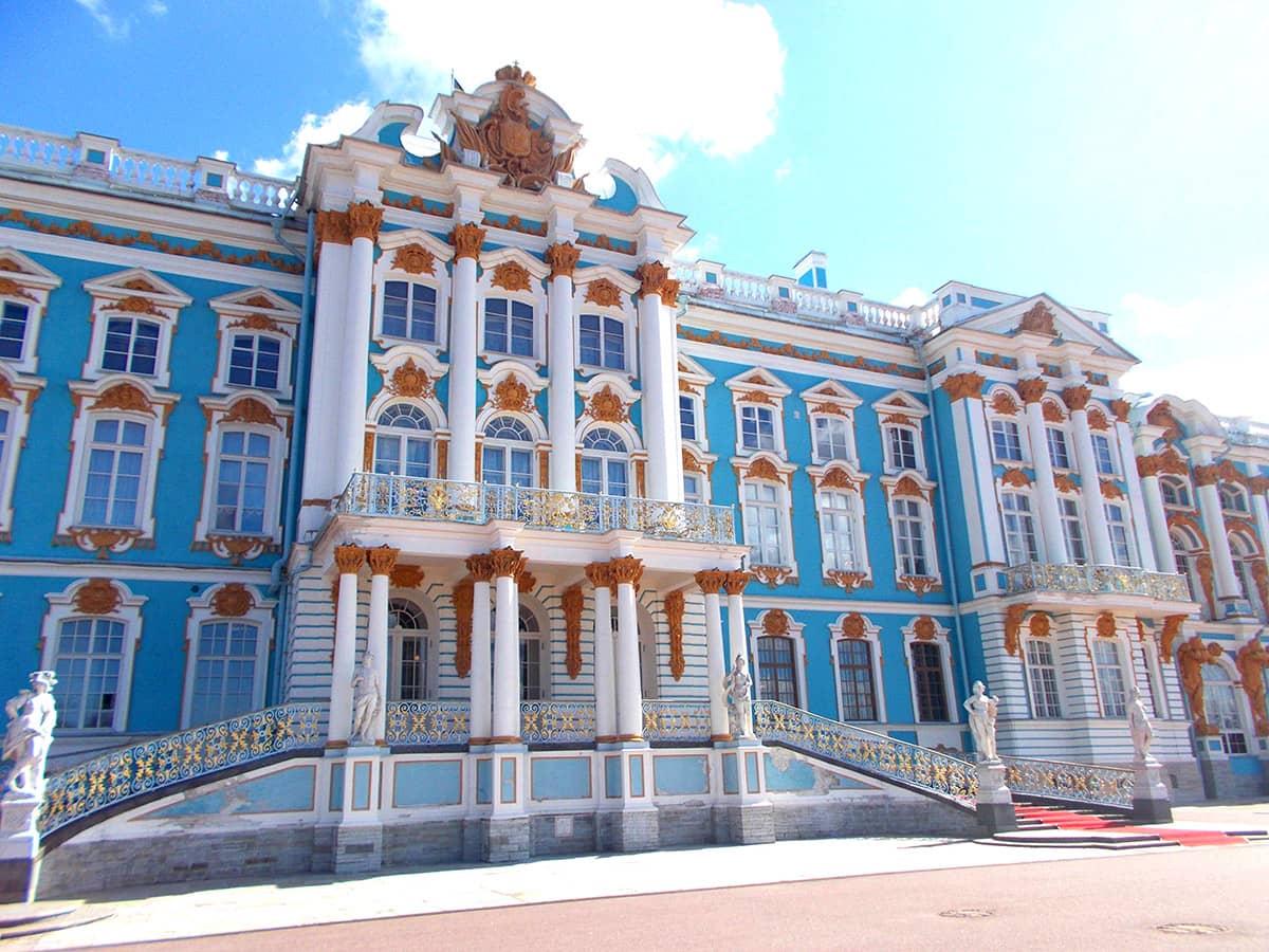 Царское Село в Пушкине
