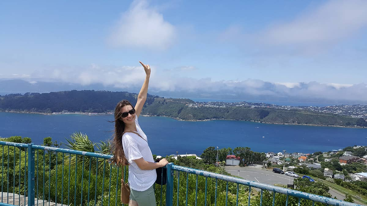 Русская девушка рассказывает как переехать в новую зеландию