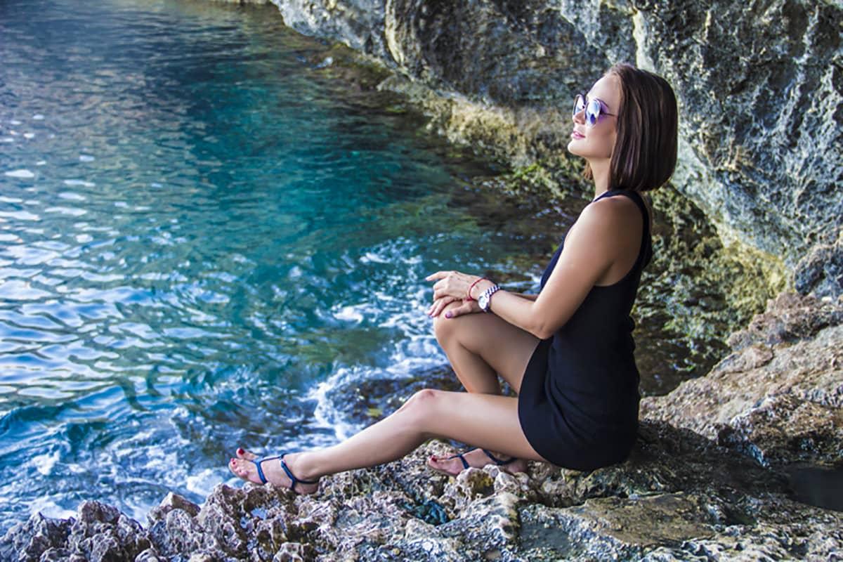Рассказ девушки про переезд на Кипр