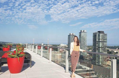 переезд и жизнь в Торонто