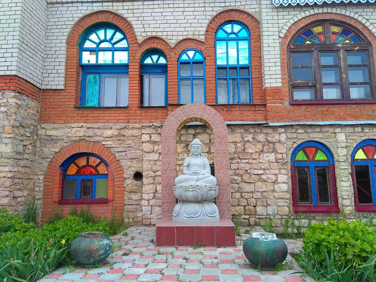 Архитектура Храм всех религий