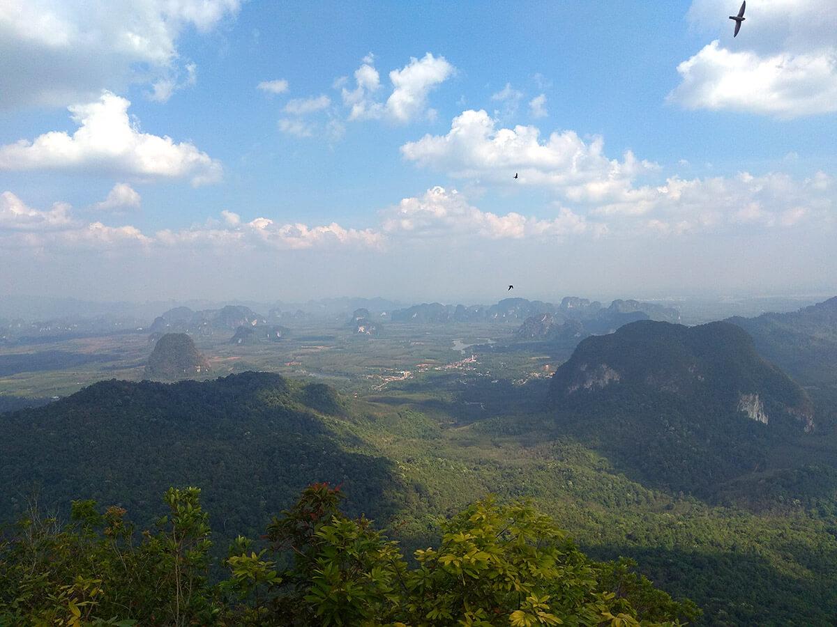 Naga Peak trail