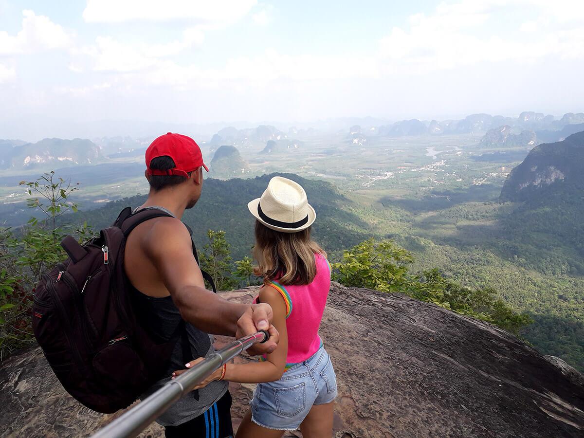 Гора Khao Ngon Nak