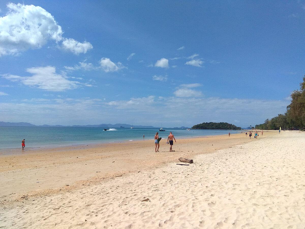 Пляж Клонг Муанг