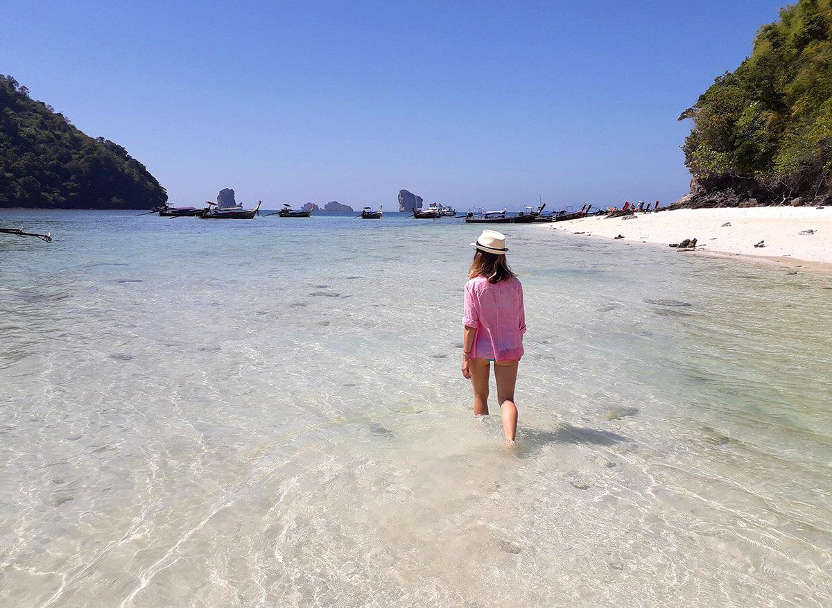 Остров Таб в Краби